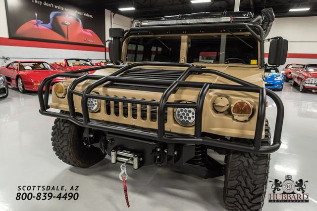 1987 HUMMER H1 Fully Custom, Duramax Diesel, 1 Of A Kind! - Click to see full-size photo viewer