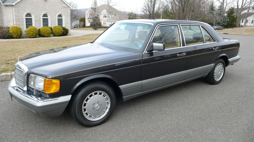 1987 Mercedes-Benz 300 SDL - 10203260 - 0