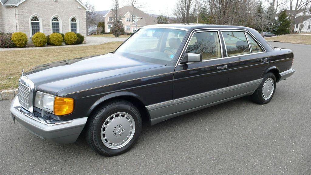 1987 mercedes benz 300 sdl sedan for sale in ramsey nj on for Mercedes benz 300sdl for sale