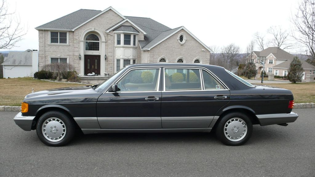 1987 Mercedes-Benz 300 SDL - 10203260 - 2