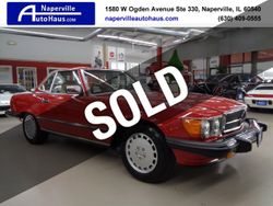 1987 Mercedes-Benz 560 - WDBBA48D2HA065988