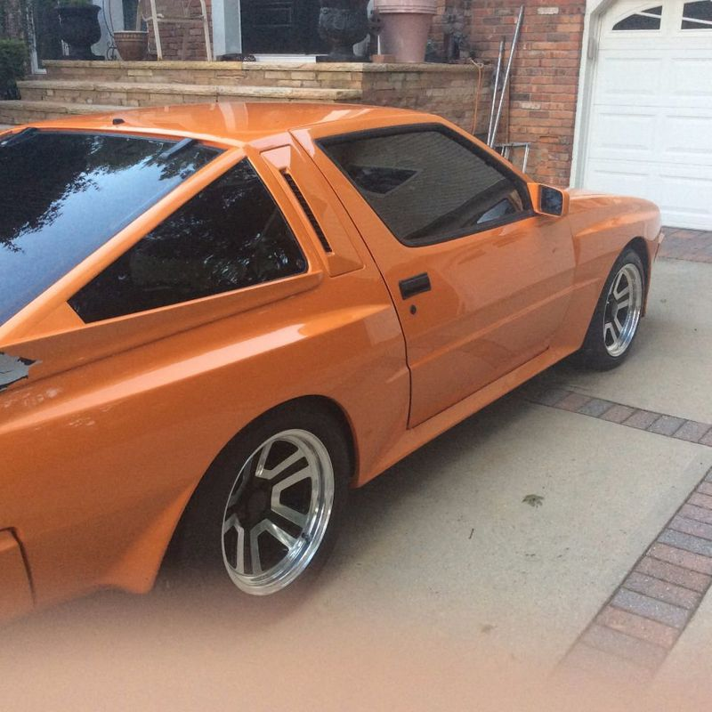 1987 used mitsubishi starion esi at webe autos serving long island