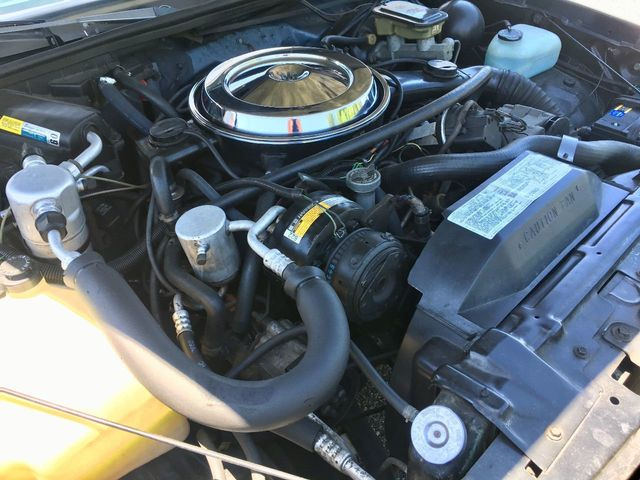 1987 Oldsmobile Cutlass 442 NEW AC COMPRESSOR R134 CONVERSION - Click to see full-size photo viewer