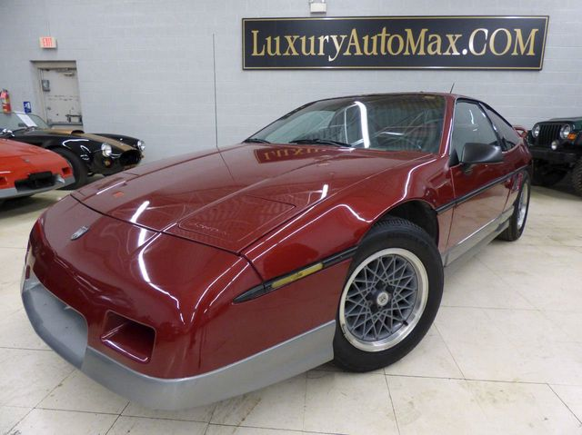 1987 Used Pontiac Fiero GT At Luxury AutoMax Serving Chambersburg