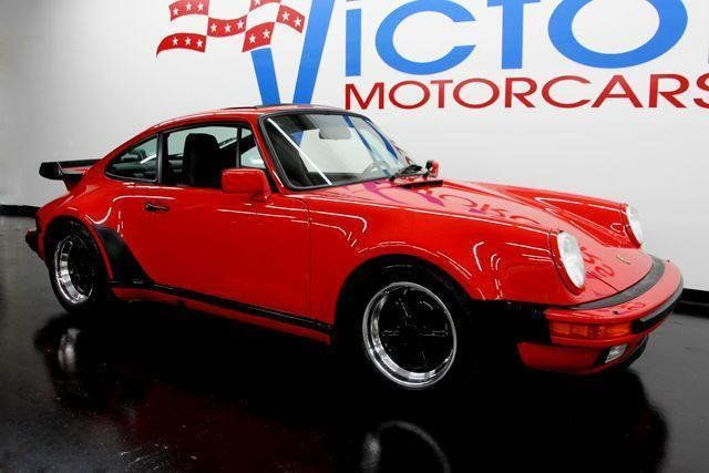 1987 Porsche 911 930 TURBO - Click to see full-size photo viewer