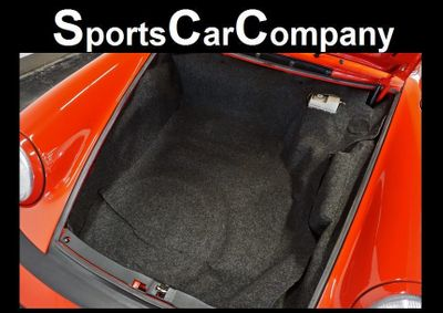 1987 Porsche 911 Carrera Cabriolet - Click to see full-size photo viewer