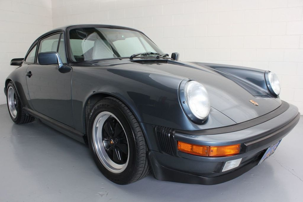 1987 used porsche 911 carrera coupe at roadsport serving san jose