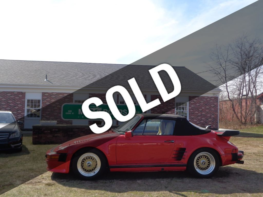 1987 Porsche 911 Price reduced AGAIN on this Special Slant Nose!!  - 17536541 - 0