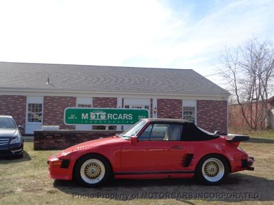 1987 Porsche 911 Price reduced AGAIN on this Special Slant Nose!!  Convertible