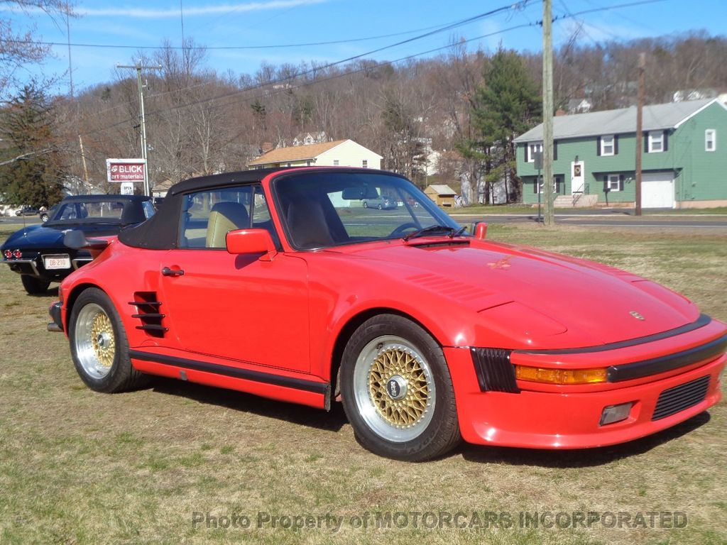 1987 Porsche 911 Price reduced AGAIN on this Special Slant Nose!!  - 17536541 - 1