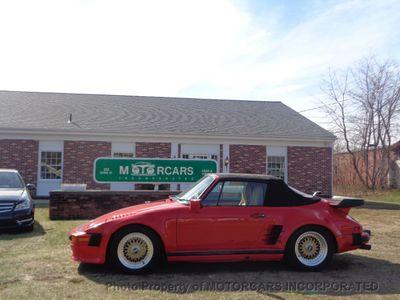 1987 Porsche 911 Special Slant Nose!  Convertible