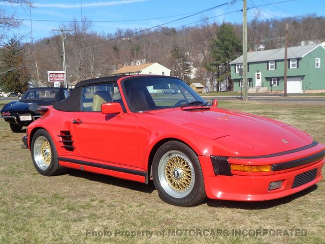 1987 Porsche 911 Special Slant Nose!  - Click to see full-size photo viewer