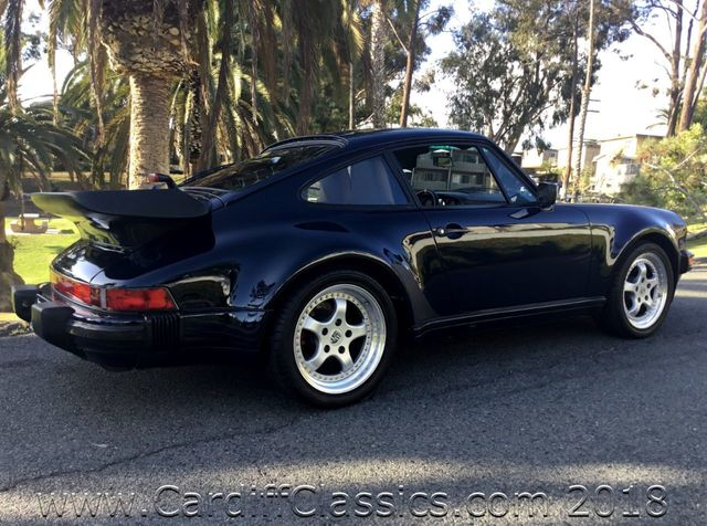 1987 Porsche 911 Turbo  - Click to see full-size photo viewer