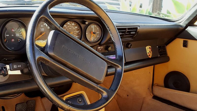 1987 Porsche 930 TURBO COUPE Carrera - 17193028 - 11