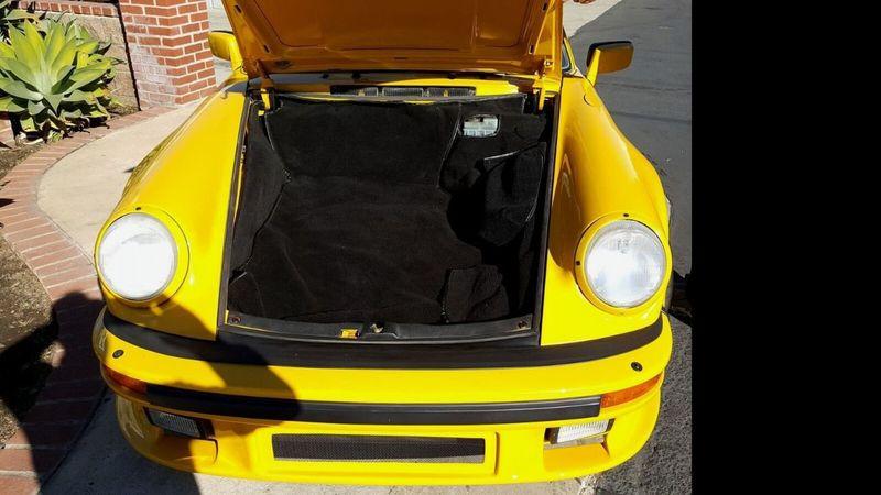 1987 Porsche 930 TURBO COUPE Carrera - 17193028 - 17