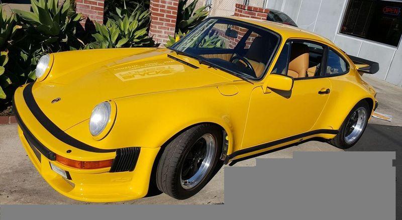 1987 Porsche 930 TURBO COUPE Carrera - 17193028 - 22