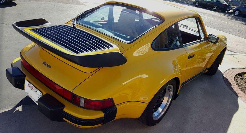 1987 Porsche 930 TURBO COUPE Carrera - 17193028 - 23