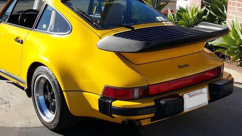 1987 Porsche 930 TURBO COUPE Carrera - 17193028 - 26