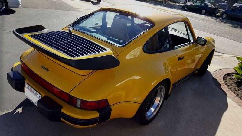 1987 Porsche 930 TURBO COUPE Carrera - 17193028 - 3