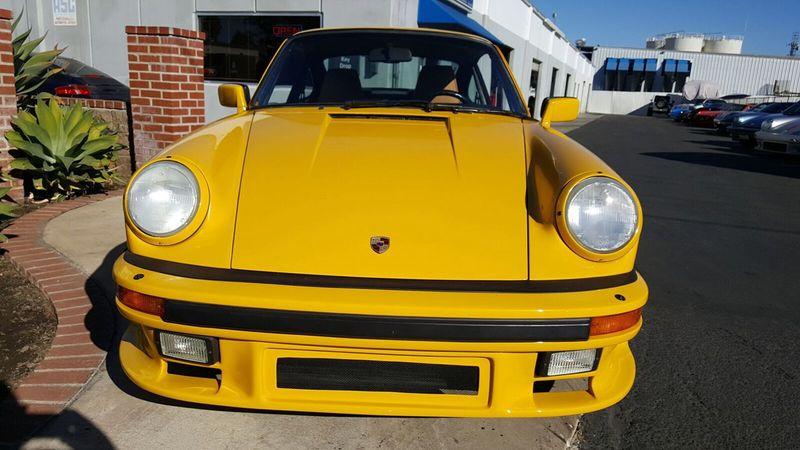 1987 Porsche 930 TURBO COUPE Carrera - 17193028 - 4