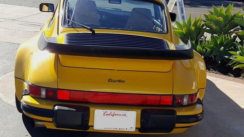 1987 Porsche 930 TURBO COUPE Carrera - 17193028 - 5