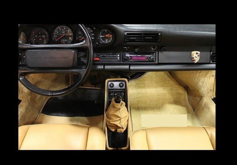 1987 Porsche 930 TURBO COUPE Carrera - 17193028 - 8