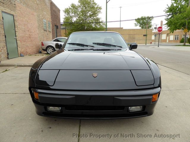 1987 Porsche 944  - Click to see full-size photo viewer