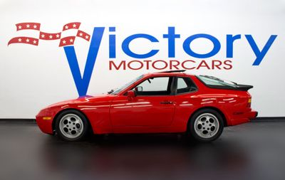 1987 Porsche 944 951 TURBO Coupe