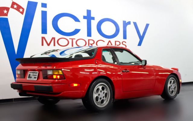 1987 Porsche 944 951 TURBO - Click to see full-size photo viewer