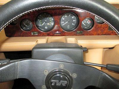 1987 TVR 280i 280i Tasmin - Click to see full-size photo viewer