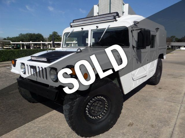 1988 AMERICAN GENERAL M998 HMMWV 1988 American General M998 HMMWV 6.5L Diesel, 29k Miles!!