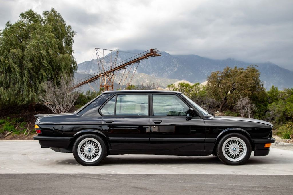 Used Bmw M5 >> 1988 Used Bmw M5 Base Trim At Cnc Motors Inc Serving Upland Ca Iid 18764081