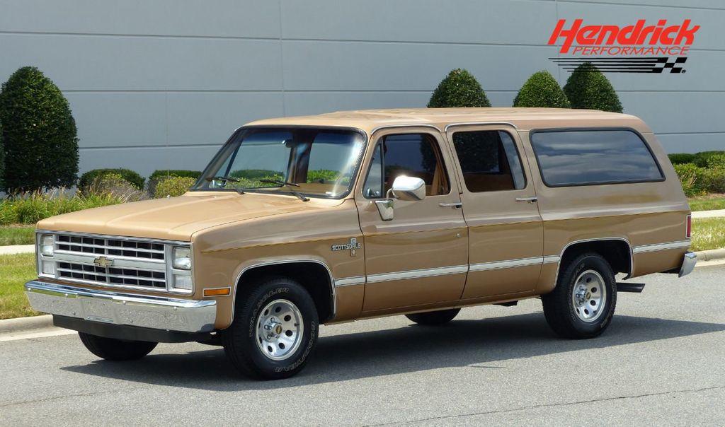 1988 Chevrolet Suburban  - 18014363 - 0
