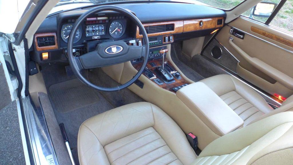 1988 Jaguar XJS  - 18519576 - 9