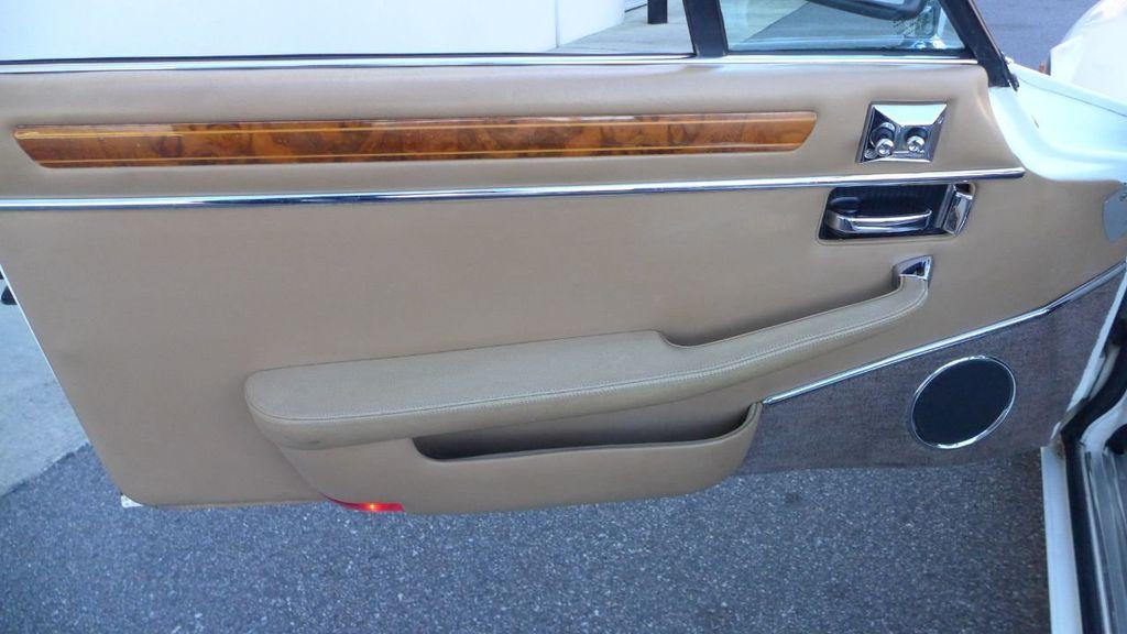 1988 Jaguar XJS  - 18519576 - 12