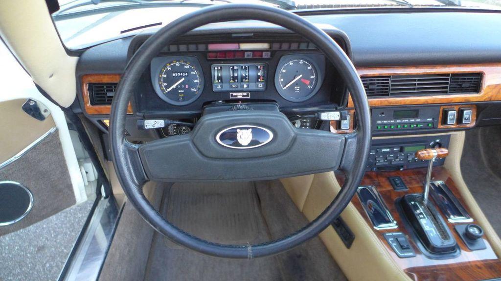 1988 Jaguar XJS  - 18519576 - 17