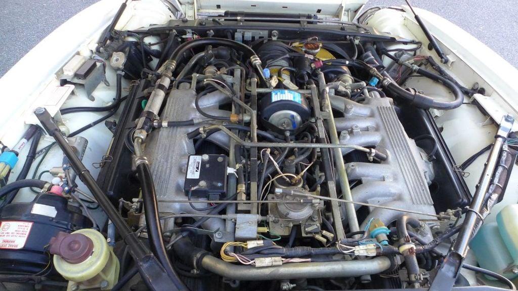 1988 Jaguar XJS  - 18519576 - 18