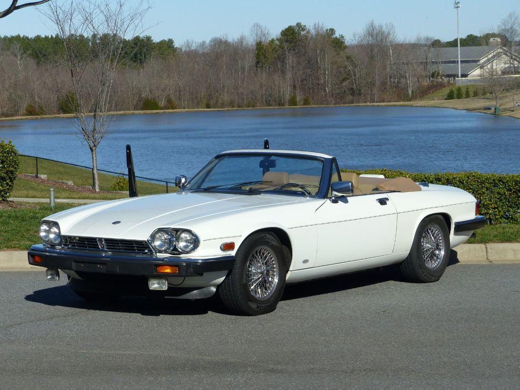 1988 Jaguar XJS  - 18519576 - 2