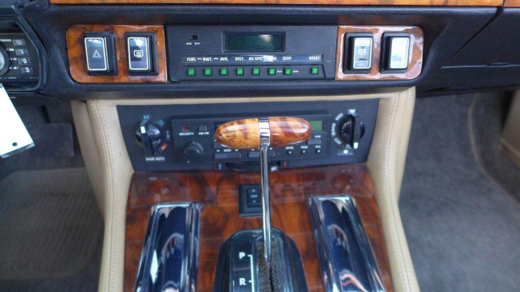 1988 Jaguar XJS  - 18519576 - 35