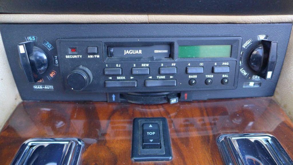 1988 Jaguar XJS  - 18519576 - 36