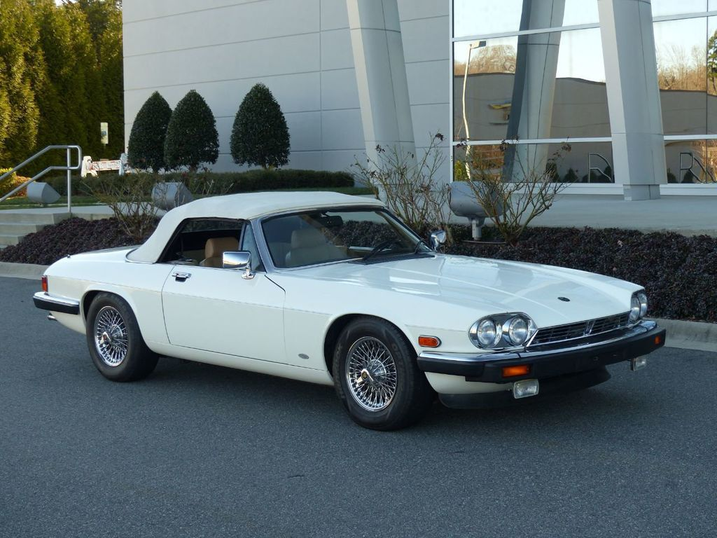 1988 Jaguar XJS  - 18519576 - 51