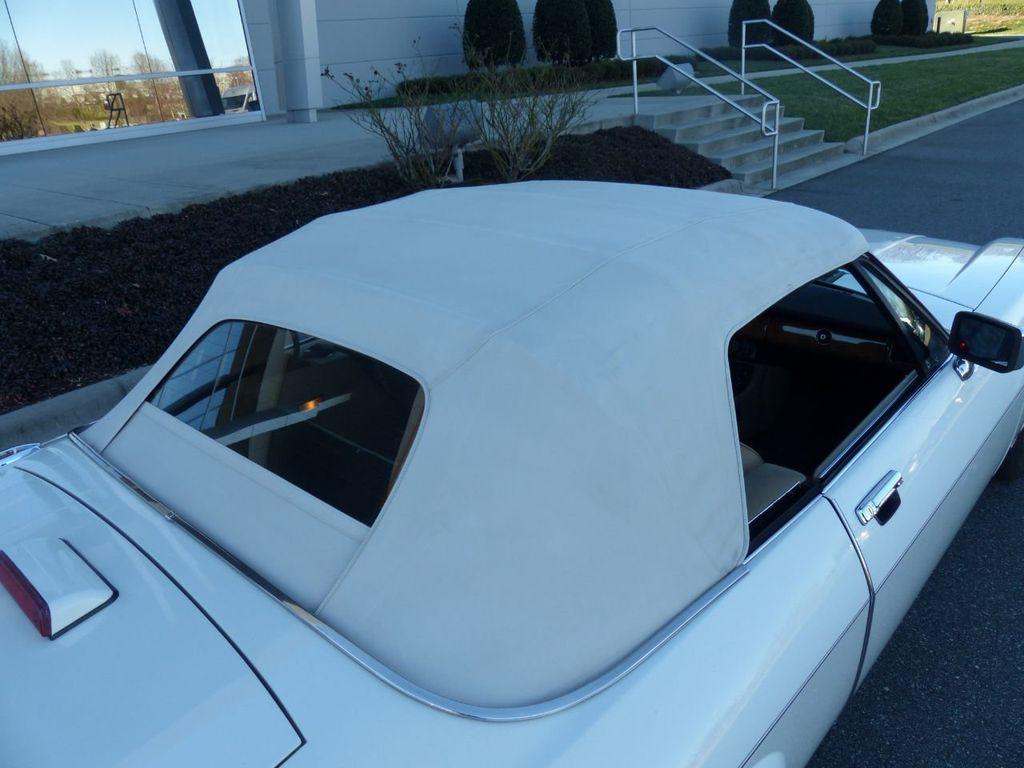 1988 Jaguar XJS  - 18519576 - 54
