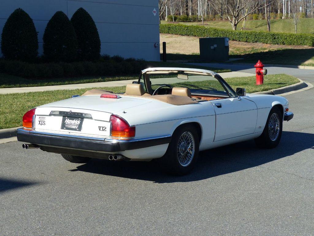 1988 Jaguar XJS  - 18519576 - 5