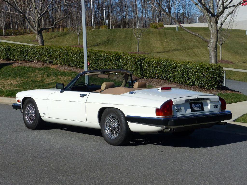 1988 Jaguar XJS  - 18519576 - 6