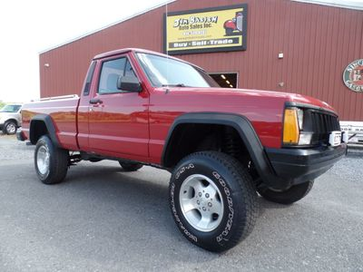 1988 Jeep Comanche  - Click to see full-size photo viewer