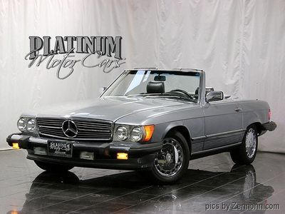 1988 Mercedes-Benz 560 SL Convertible