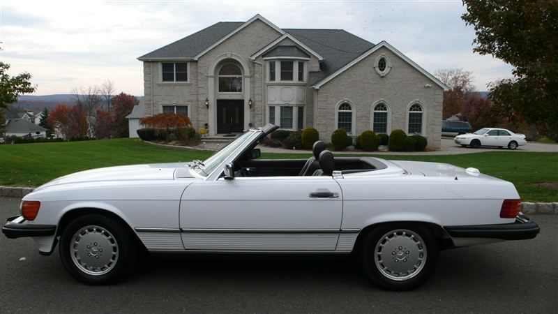 1988 Mercedes-Benz 560 SL - 7930551 - 1