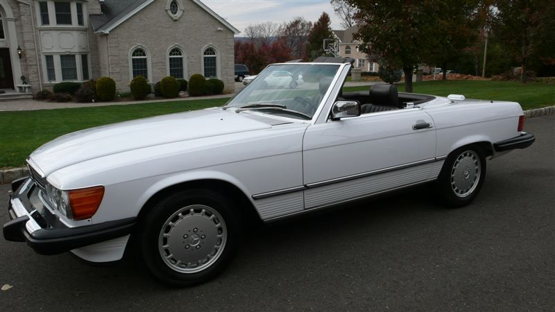 1988 Mercedes-Benz 560 SL - 7930551 - 2