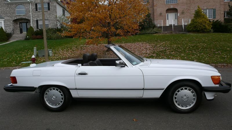 1988 Mercedes-Benz 560 SL - 7930551 - 3