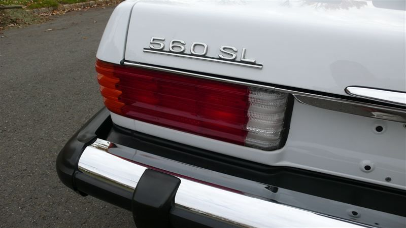 1988 Mercedes-Benz 560 SL - 7930551 - 47